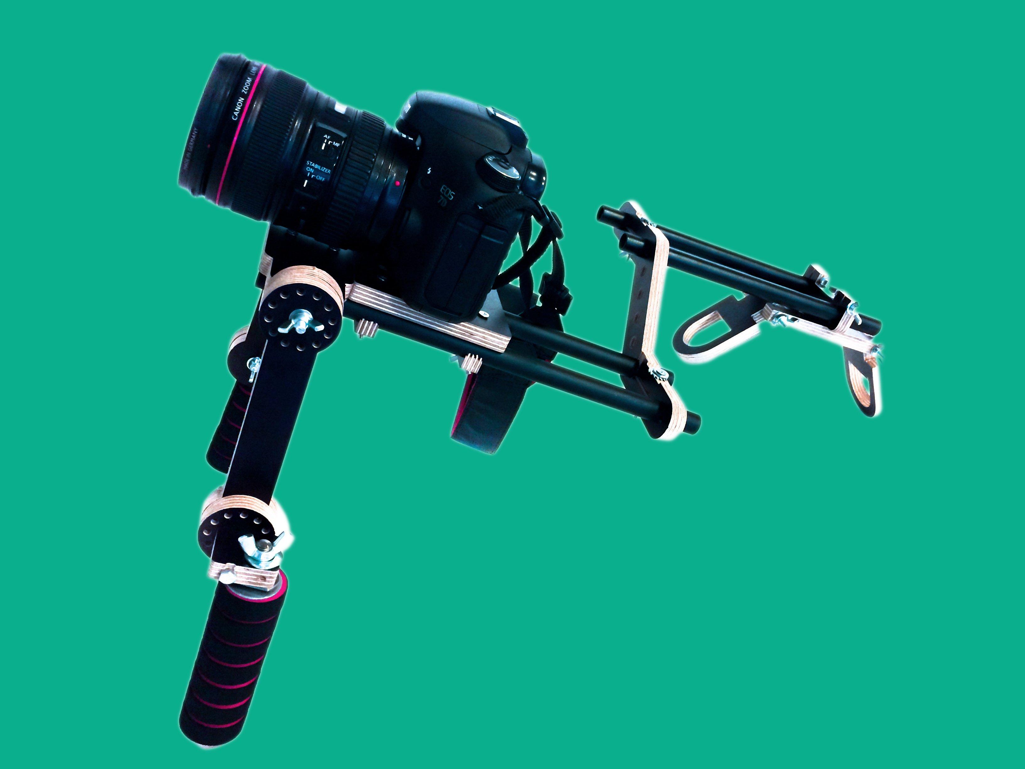 Camera Diy Dslr Camera Rig diy dslr camera rig cnc milled creactiveit
